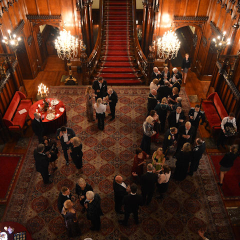 Yorkshire castle venue for private parties, functions and events