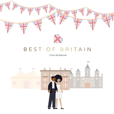 Bridebook's Best Of Britain Wedding Venue!