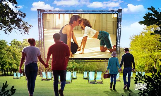 Outdoor cinema event – Dirty Dancing Thursday 3rd June 2021